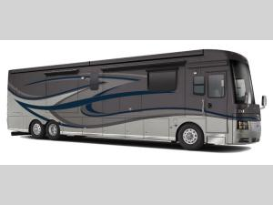 Outside - 2019 Mountain Aire 4550 Motor Home Class A - Diesel