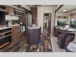 Inside - 2020 Sandpiper HT 2850RL Fifth Wheel