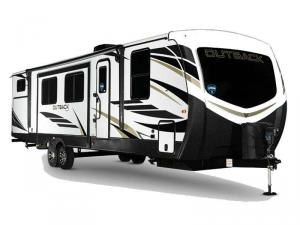 Outside - 2019 Outback 325BH Travel Trailer