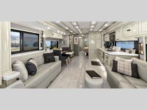 Inside - 2020 Allegro Bus 40 IP Motor Home Class A - Diesel