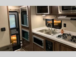Inside - 2020 Extended Stay 890RX Truck Camper
