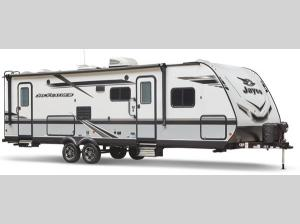 Outside - 2018 Jay Feather 23RL Travel Trailer