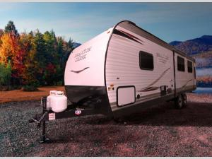 Outside - 2021 BX Series 300DRBH Travel Trailer