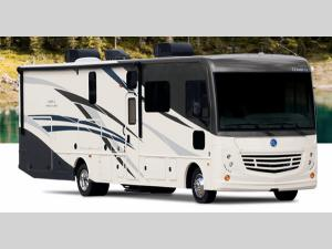 Outside - 2020 Admiral 34J Motor Home Class A