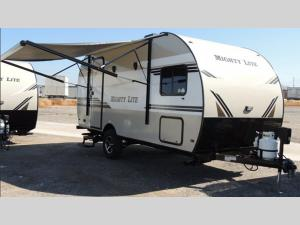New Pacific Coachworks Mighty Lite M12rb Travel Trailer