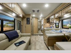 Inside - 2019 Chateau 29G Motor Home Class C