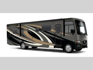 Outside - 2021 Bay Star 3408 Motor Home Class A