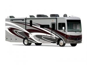 Outside - 2021 Bounder 35P Motor Home Class A