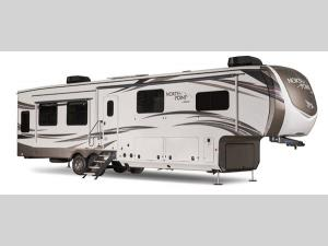 Outside - 2020 North Point 383FKWS Fifth Wheel