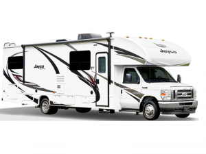 Outside - 2022 Redhawk 26XD Motor Home Class C