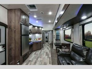 Inside - 2020 South Fork 3710FLMB Fifth Wheel