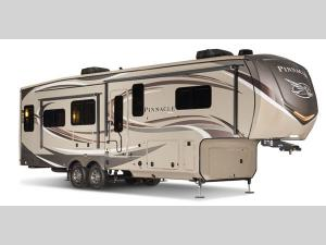 Outside - 2020 Pinnacle 36SSWS Fifth Wheel