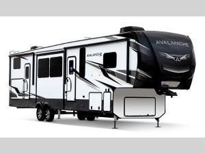 Outside - 2020 Avalanche 332MK Fifth Wheel