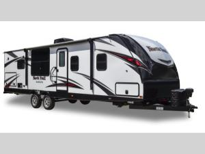 Outside - 2018 North Trail 26LRSS King Travel Trailer