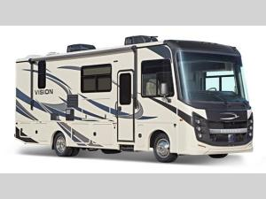 Outside - 2021 Vision 29F Motor Home Class A