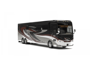 Outside - 2022 Allegro Bus 40 IP Motor Home Class A - Diesel