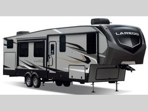Outside - 2019 Laredo 340FL Fifth Wheel