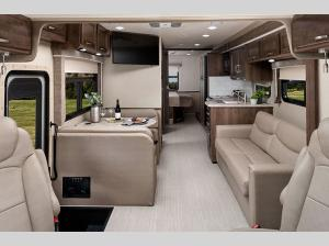 Inside - 2020 Vision 29F Motor Home Class A