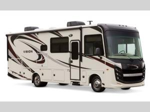 Outside - 2020 Vision 29F Motor Home Class A