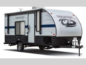 Outside - 2019 Cherokee Wolf Pup 16BHS Travel Trailer
