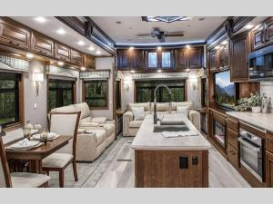 Inside - 2019 Mobile Suites 38 RSB3 Fifth Wheel