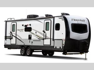Outside - 2018 Flagstaff Super Lite 26FKWS Travel Trailer