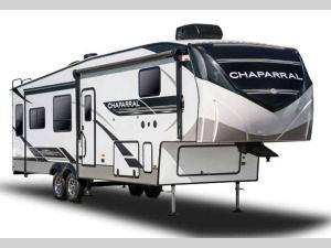 Outside - 2021 Chaparral 298RLS Fifth Wheel