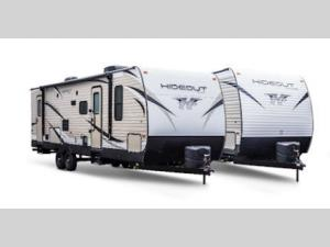 Outside - 2019 Hideout 272LHS Travel Trailer