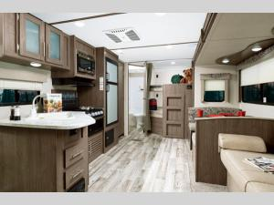 Inside - 2019 Hideout 281DBS Fifth Wheel