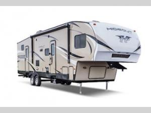 Outside - 2019 Hideout 281DBS Fifth Wheel