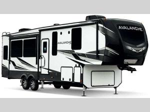 Outside - 2021 Avalanche 378BH Fifth Wheel