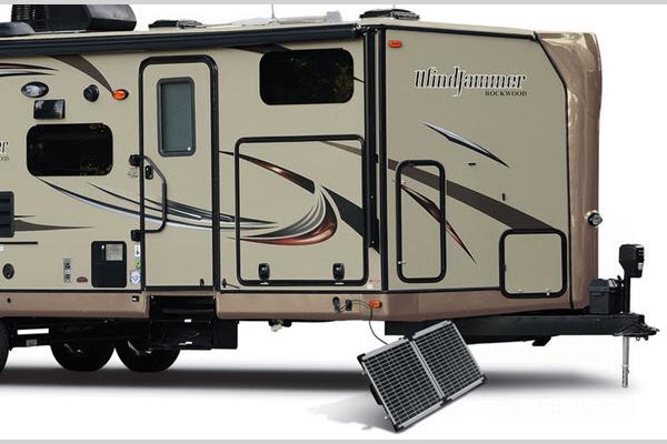 Rockwood Wind Jammer Travel Trailer | RV Sales | 2 Floorplans