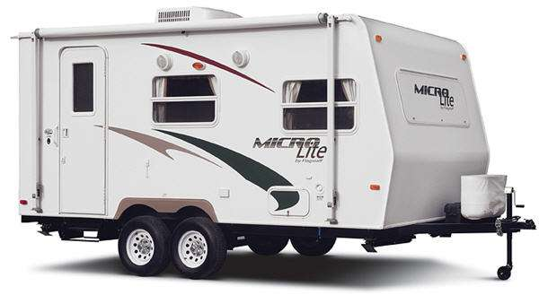 Flagstaff Micro Lite Stock Photo