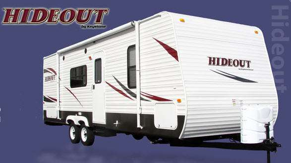 Hideout Stock Photo