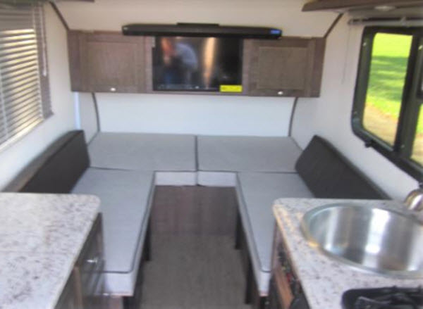 Small Truck Campers >> ALiner Ascape Travel Trailer Reviews | Floorplans ...