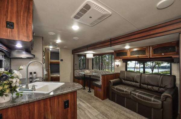 Storage Trailers For Sale >> Heartland Mallard Travel Trailer Reviews | Floorplans | Features | Available Models - RVingPlanet