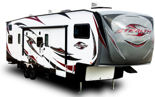 Stealth Fifth Wheel For Sale Idaho >> New Forest River RV Stealth SA3320G Toy Hauler Fifth Wheel for Sale | Review Rate Compare ...
