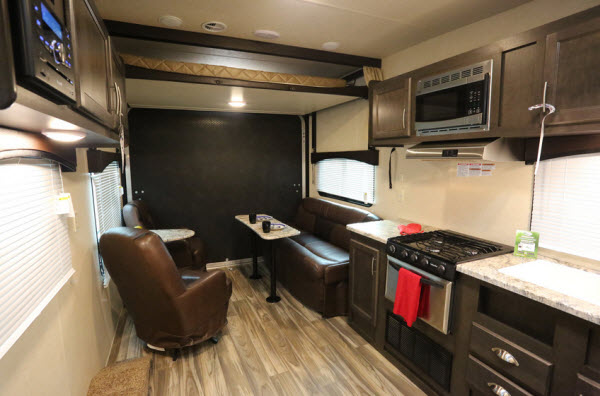 Forest River Rv Stealth Toy Hauler Travel Trailer Reviews