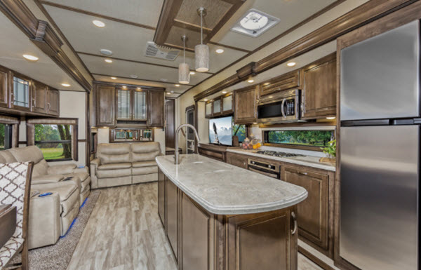 Grand Design Solitude Fifth Wheel Reviews Floorplans