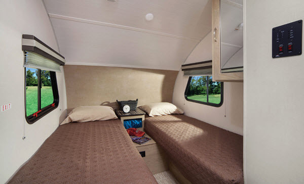 Forest River RV R Pod Travel Trailer Reviews | Floorplans ... on