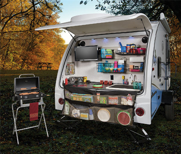 Park Model Rv >> Forest River RV R Pod Travel Trailer Reviews | Floorplans | Features | Available Models ...