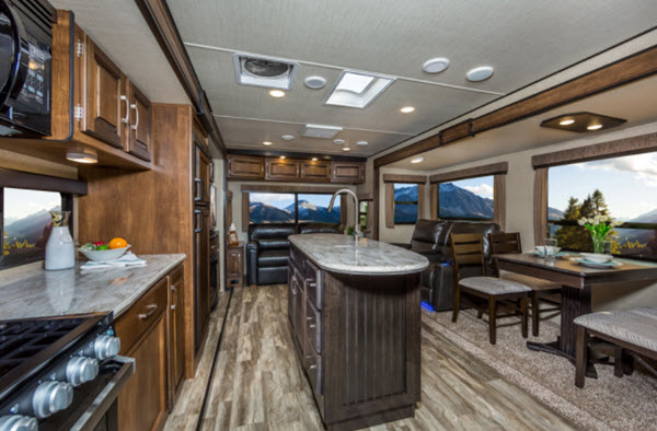 Small Rvs For Sale >> Grand Design Reflection Travel Trailer Reviews ...