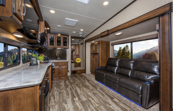 Small Rvs For Sale >> Grand Design Reflection Fifth Wheel Reviews | Floorplans ...