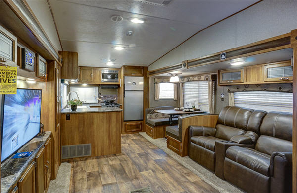 Keystone Rv Springdale Fifth Wheel Reviews Floorplans