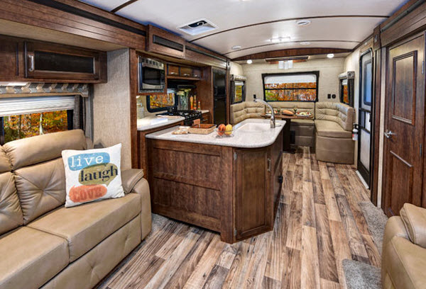 Keystone Rv Outback Travel Trailer Reviews Floorplans