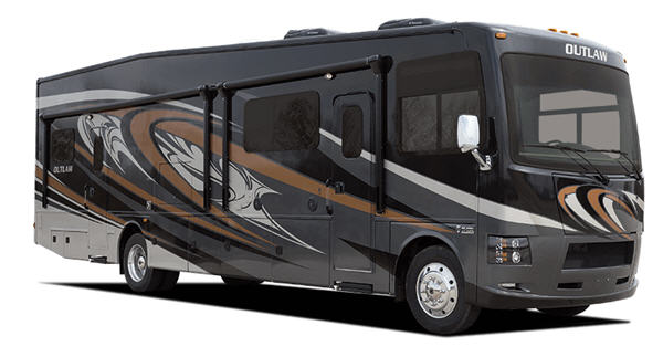 New thor motor coach outlaw 37gp motor home class a toy for Thor motor coach outlaw for sale