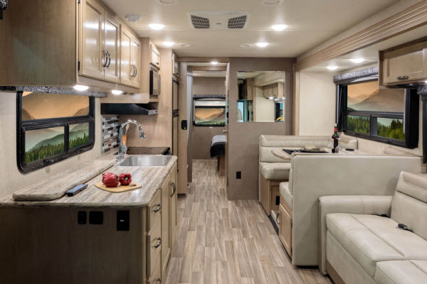New Thor Motor Coach Ace 29 4 Motor Home Class A For Sale