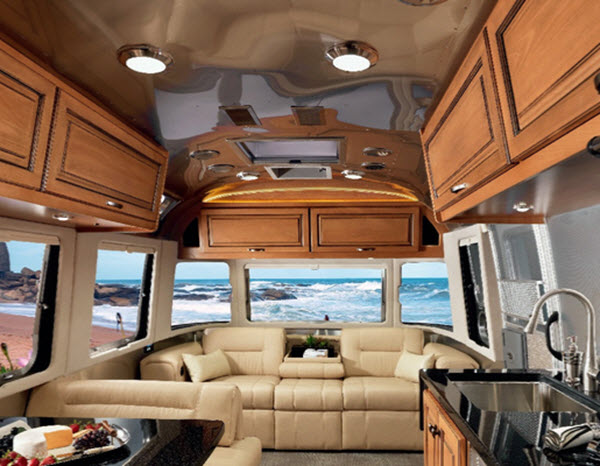 New Airstream RV Classic 33 Twin Travel Trailer For Sale