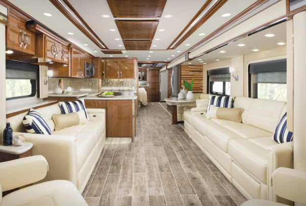 New Newmar King Aire 4598 Motor Home Class A Diesel For