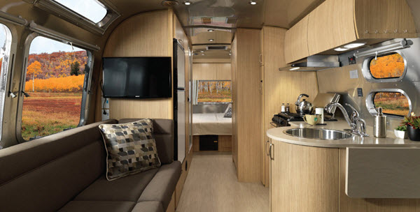 New Airstream Rv Flying Cloud 23d Bunk Travel Trailer For
